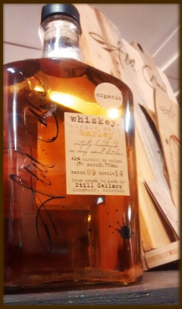 whiskey barley batch 9 is here!
