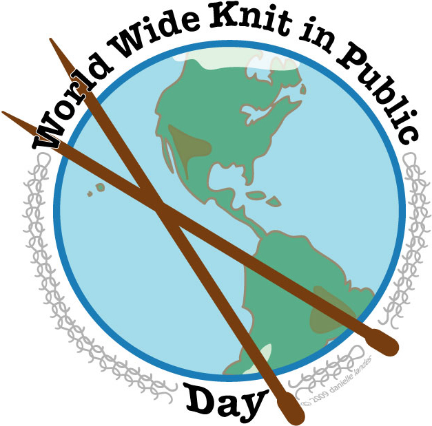 Happy International Knit In Public Day