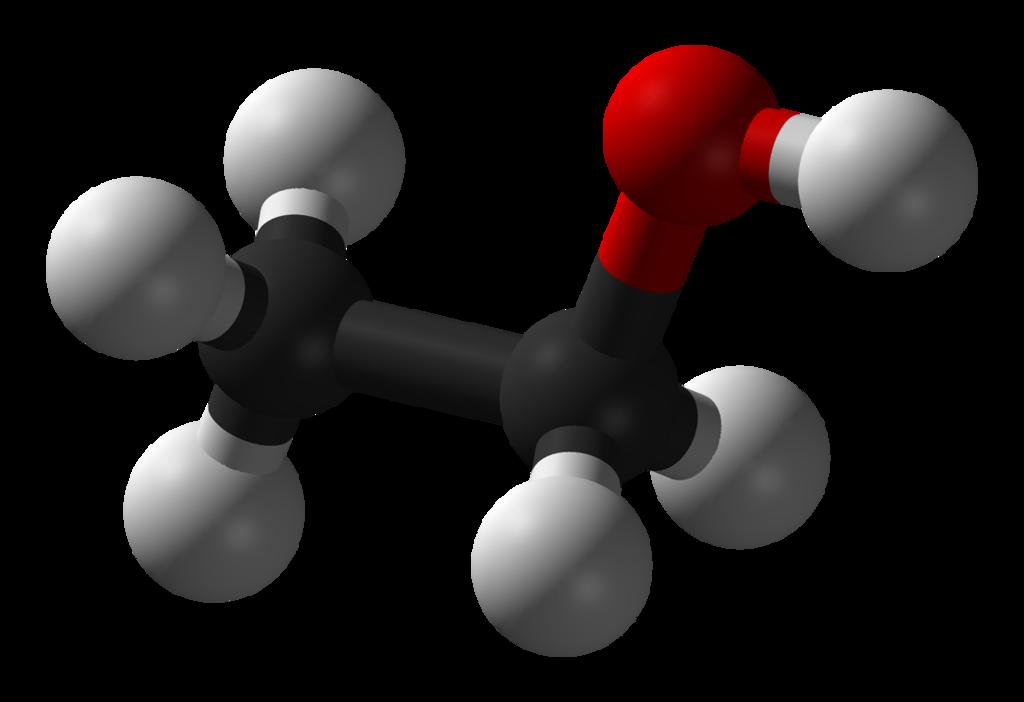 Ethanol-3D-balls