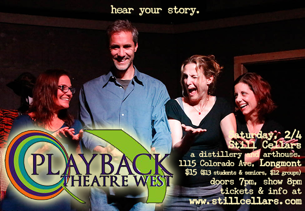 Playback Theatre West in Longmont